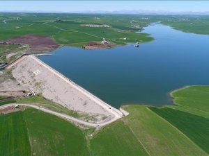 Diyarbakır'da 158 bin dekar arazi suya kavuşacak
