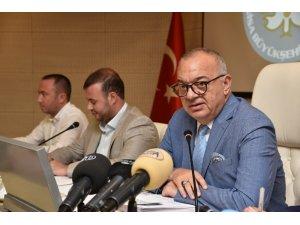 Başkan Ergün'den Cumhurbaşkanı Erdoğan'a tebrik
