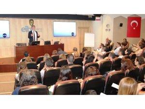 Egeli ihracatçılara 56 konuda eğitim verildi