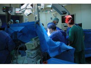 Doğu Anadolu'da ilk: Endoskopik damar çıkarma yöntemi yapıldı