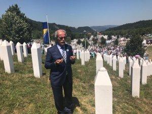 Aydın AK Parti, Srebrenitsa katliamını unutmadı