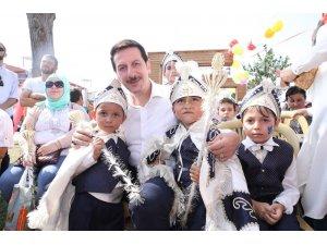 İlkadımlı miniklerde Sünnet Şöleni heyecanı başlıyor