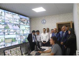 Van YYÜ yerleşkesine 181 güvenlik kamerası