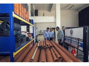 MASKİ'den Arguvan'a 115 km'lik altyapı yatırımı