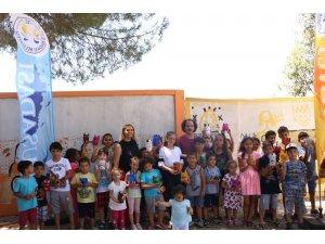 Kuşadası Belediyesinden çocuklar için yaz etkinlikleri