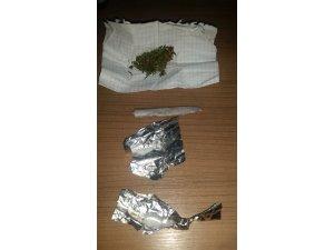 Kuşadası'nda uyuşturucu operasyonu; 5 gözaltı