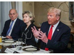 """Trump: """"Almanya Ruslar tarafından yönetiliyor"""""""