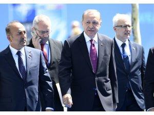 Liderler, NATO Zirvesi için Brüksel'de