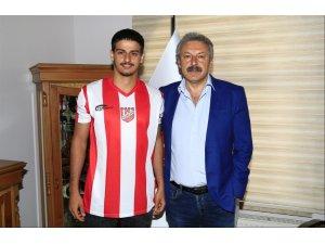 Nevşehir Belediyespor'a genç forvet