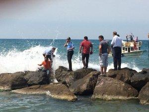 Giresun'da denizde kaybolan 3 çocuktan 2'si öldü, birinin durumu ise ağır