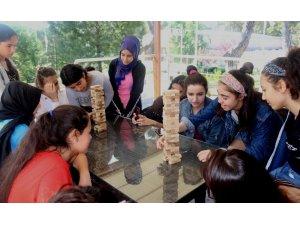 Kırkağaç Gençlik Kampı gençleri ağırlamaya başladı
