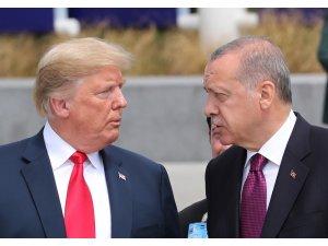 Erdoğan ve Trump aile fotoğrafına birlikte geldi