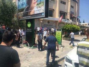 Tunus'un başkentinde banka soygunu