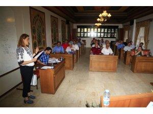 Kent Konseyi'nin 12. Olağan genel kurul toplantısı yapıldı
