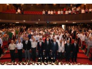 15 Temmuz Milli İrade Paneli'nin ikincisi KTÜ'de gerçekleşti