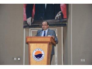 15 Temmuz Şehitlerini Anma, Demokrasi ve Milli Birlik Günü Konulu Konferans düzenlendi