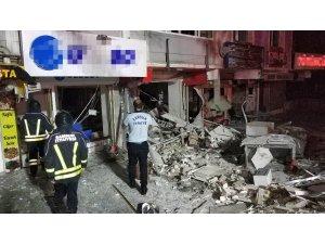 Samsun'daki patlamanın sebebi doğalgaz çıktı