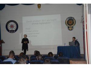 Iğdır'da çocuk istismarı semineri