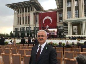 """Başsoy """" Türkiye 2023 vizyonuna yakışır bir şekilde yoluna devam ediyor"""""""