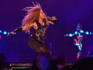 İstanbul'da Shakira rüzgarı
