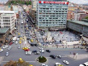 Ankara'da 3 kavşak düzenlenecek