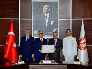 Denizde İkmal Muharebe Destek Gemisi Tedarik Projesi Sözleşmesi imzalandı