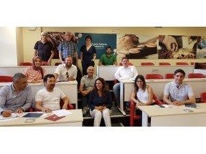Tarsus Belediye Ekmek Fabrikası yetkilileri Avrupa'da