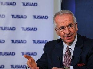 TÜSİAD Başkanı Bilecik: Artık zaman kaybedecek lüksümüz yok