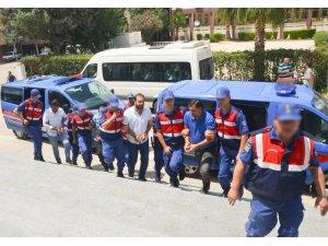 Jandarmadan tarihi eser kaçakçılarına operasyon