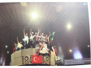 """İHA'nın """"15 Temmuz Fotoğraf Sergisi"""" İskenderun'da"""