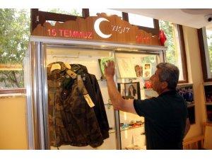 15 Temmuz Şehidi Cennet Yiğit Müzesi'ni 5 bin kişi ziyaret etti