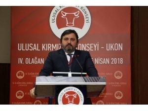 """UKON Başkanı Hacıince: """"Üzerimize düşeni yapmaya hazırız"""""""