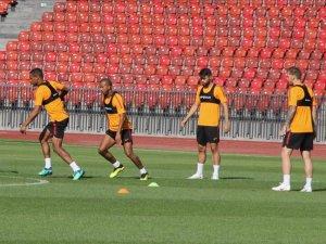 Galatasaray'ın genç futbolcularından açıklamalar
