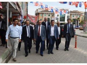Mustafakemalpaşa'da ulaşımda köprülü çözüm