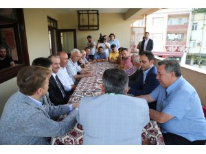 Gülbahçespor'a iade-i ziyaret
