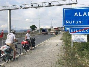 """Hayvan hakları için """"Batuma"""" yola çıktılar"""