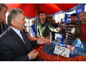 Melikgazi'de 32 tesiste ücretsiz internet hizmeti