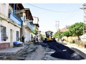 Toroslardan Akdeniz'e asfalt seferberliği