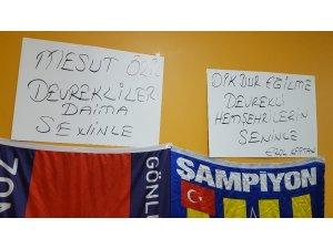 Devrekliler Mesut Özil'i A Milli Takım'da görmek istiyor