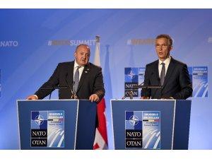"""NATO Genel Sekreteri Stoltenberg: """"Gürcistan NATO üyesi olacak"""""""