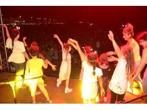 Samandağ'da Evvel Temmuz Festivali başladı