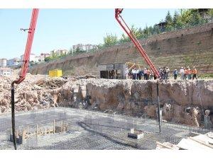 """BAŞKAN ÇOLAKBAYRAKDAR, """"2018 yılı Kocasinan'da inşaat yılı olacak"""""""