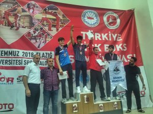 Haliliye Belediye Spor Türkiye Kick Boks Şampiyonasına damgasını vurdu