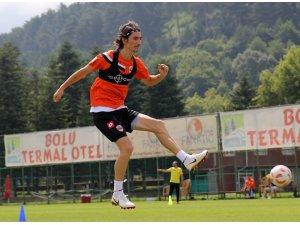 Adanaspor yeni sezon hazırlıklarını sürdürdü