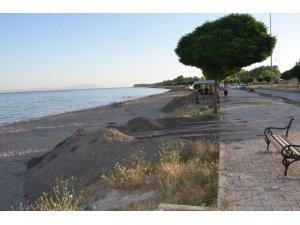 Erciş, ikinci halk plajına kavuşuyor