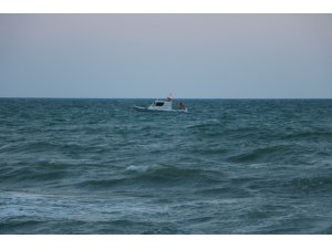 "Samandağ sahilinde ""Evvel Temmuz"" devriyesi"