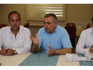 Kamu ve STK Tokat turizmi için toplandı