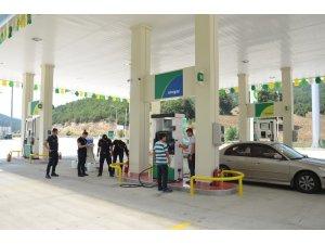 İtfaiye Müdürlüğü'nden benzin istasyonlarına denetim