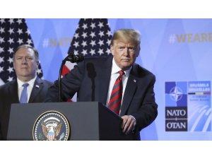 Trump'tan savunma krizine açıklama