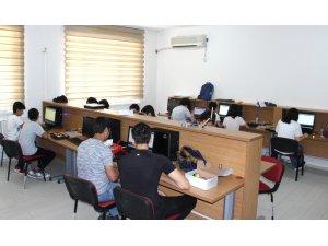 İnovasyon Merkezi yaz döneminde eğitim veriyor
